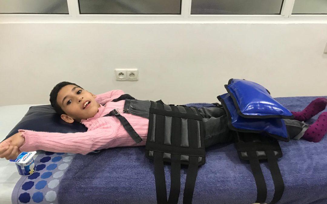 Le projet ESPOIR soigne 12 enfants handicapés  de Nador