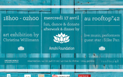 4e Donate Afterwork by Amshi Handicap